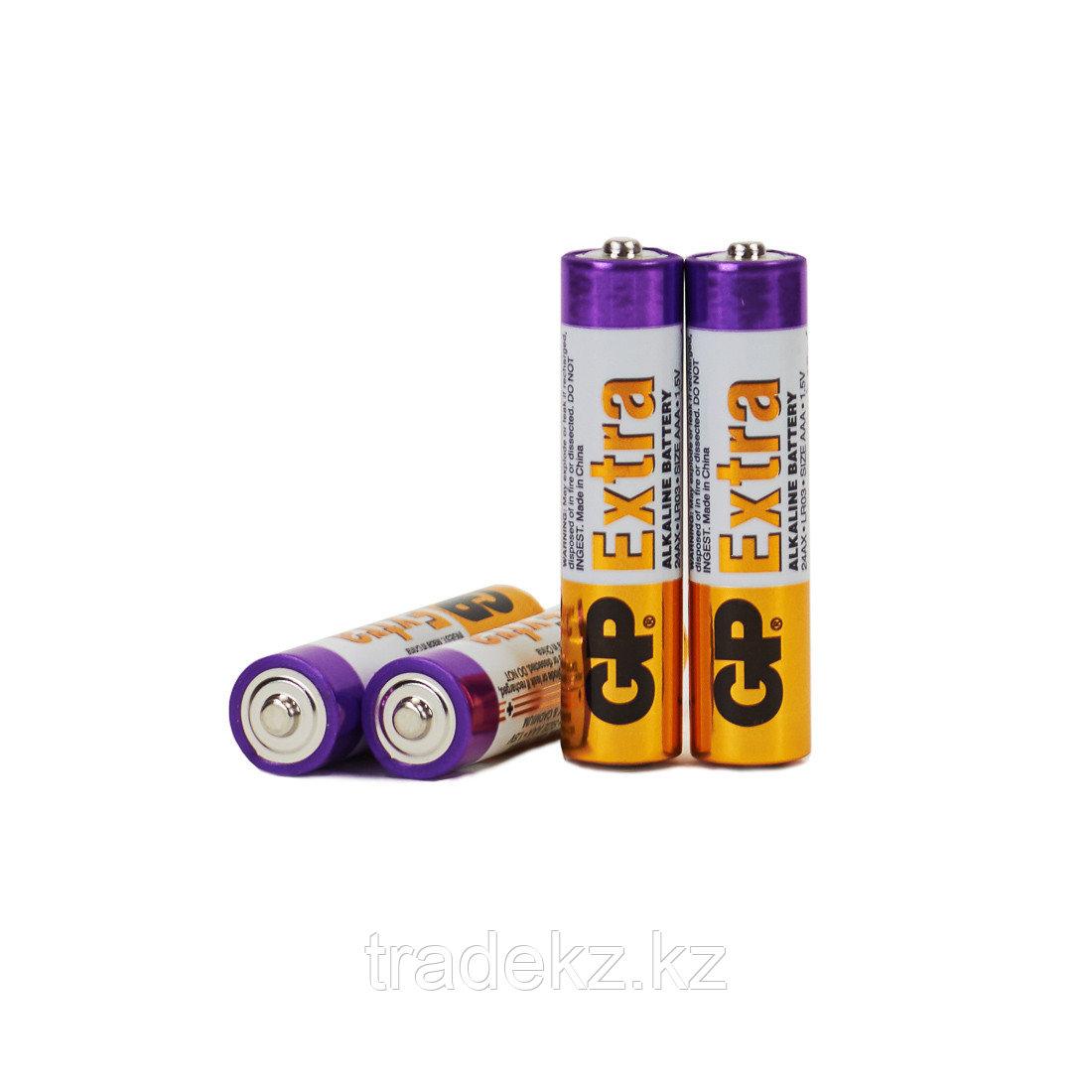 Батарейки GP 15AX-2CR4 Extra  блистер 4 шт.