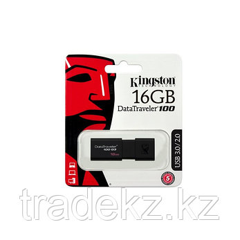 USB-накопитель Kingston DataTraveler® 100 G3 (DT100G3) 16GB, фото 2