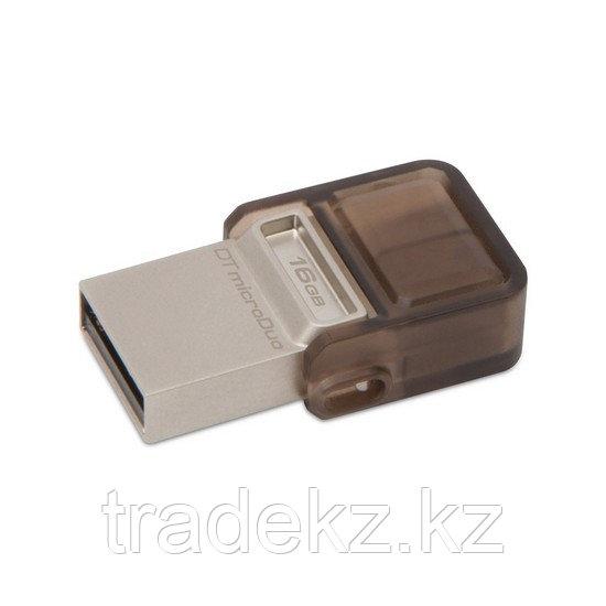 USB-накопитель Kingston DataTraveler® MicroDuo (DTDUO) 16GB