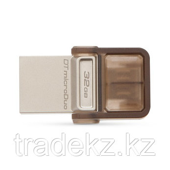 USB-накопитель Kingston DataTraveler® MicroDuo (DTDUO) 32GB, фото 2
