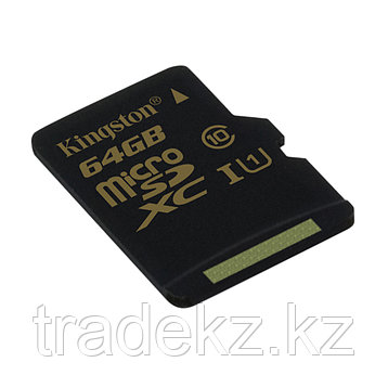 Карта памяти Kingston SDC10G2/64GBSP Class 10  64GB, фото 2