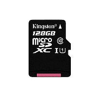 Карта памяти Kingston SDC10G2/128GBSP Class 10  128GB