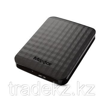 "Внешний жёсткий диск Seagate (Maxtor) 500GB 2.5"" STSHX-M500TCBM USB 3.0 Чёрный, фото 2"