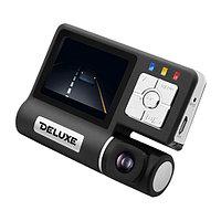 Видеорегистратор автомобильный Deluxe DLVR-120B