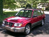 SUBSRU FORESTER SF (97-02)