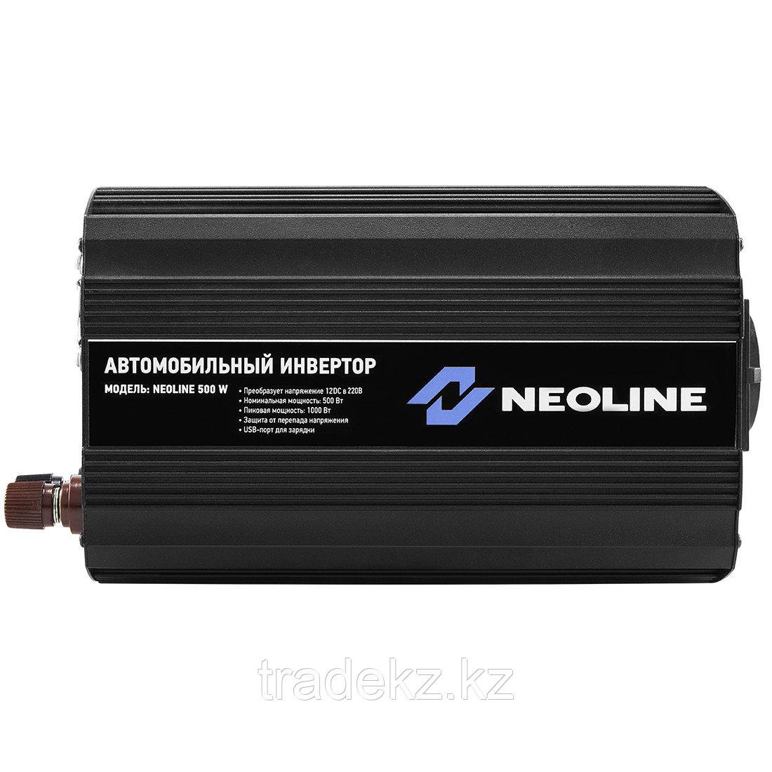 Инвертор, преобразователь напряжения Neoline 500W
