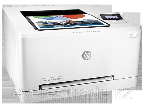 Принтер HP Color LaserJet Pro M252n (B4A21A), лазерный, цветной, A4