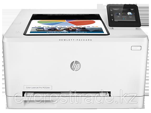 Принтер HP Color LaserJet Pro M252dw (B4A22A), лазерный, цветной, A4
