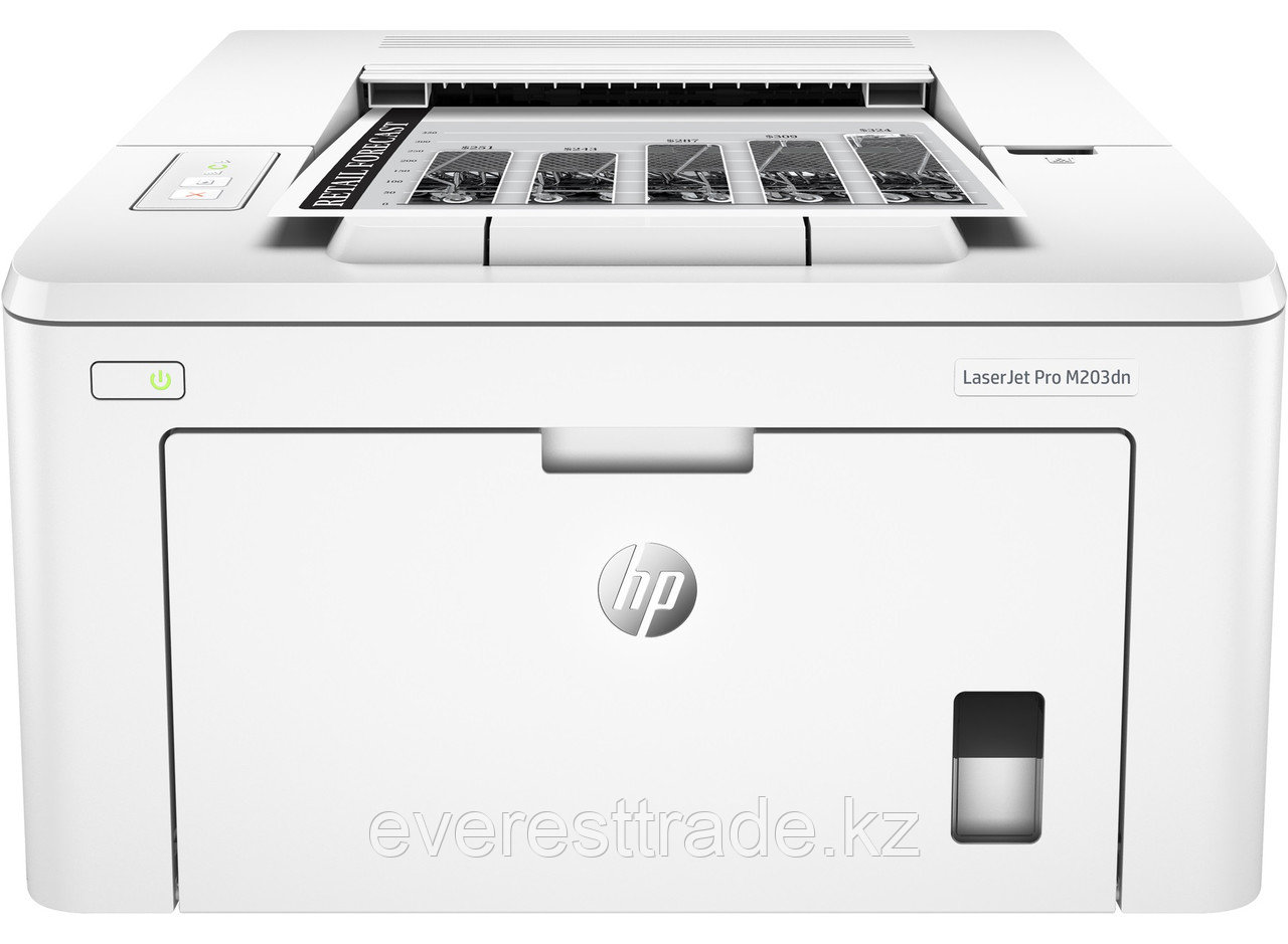 Принтер HP LaserJet Pro M203dn (G3Q46A), A4