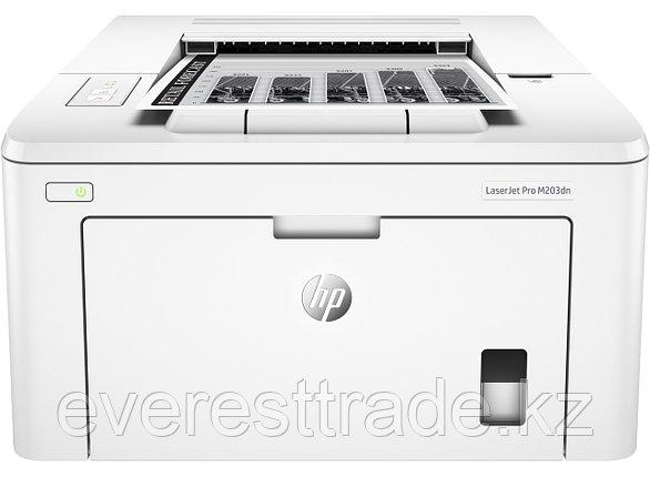 Принтер HP LaserJet Pro M203dn (G3Q46A), A4, фото 2