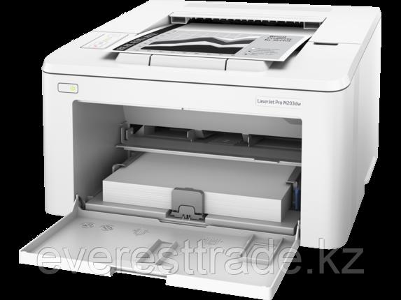 Принтер HP LaserJet Pro M203dw (G3Q47A), A4