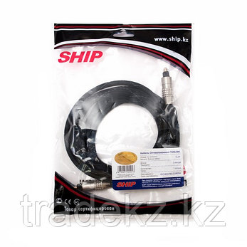 Интерфейсный кабель TOSLINK SHIP 3P, фото 2