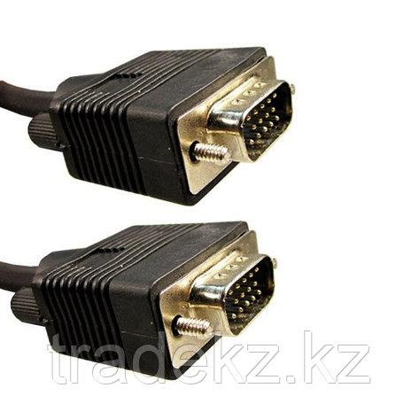 Интерфейсный кабель VGA 15M/15M 3 м., фото 2