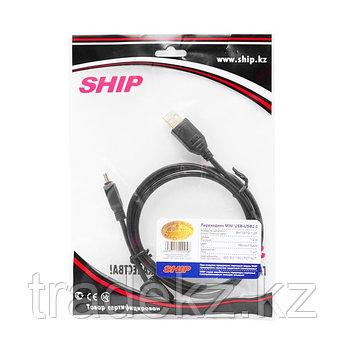 Переходник MINI USB на USB SHIP SH7047G-1.2P Пол. пакет, фото 2
