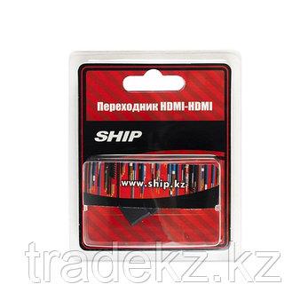 Переходник HDMI на HDMI SHIP AD106B Блистер, фото 2