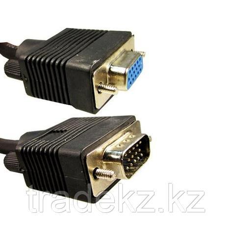 Удлинитель VGA 15M/15F 10 м, фото 2