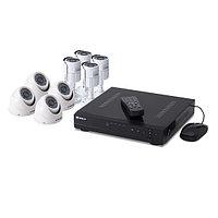 Комплект видеонаблюдения EAGLE EGL-A1208B-BVH-304