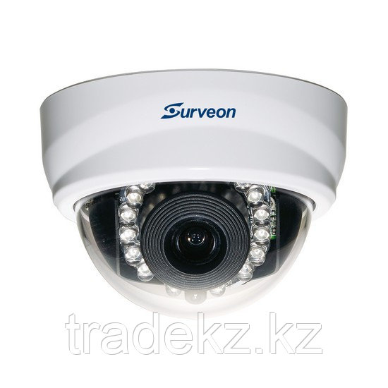 Поворотная Speed Dome IP камера Surveon CAM5321S4