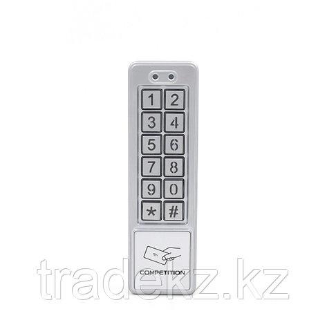 Контроллер доступа со считывателем карт и кодонаборником Competition DH16A-52DT, фото 2