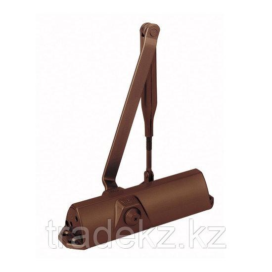 Доводчик дверной DORMA TS-68 EN2/3/4, коричневый