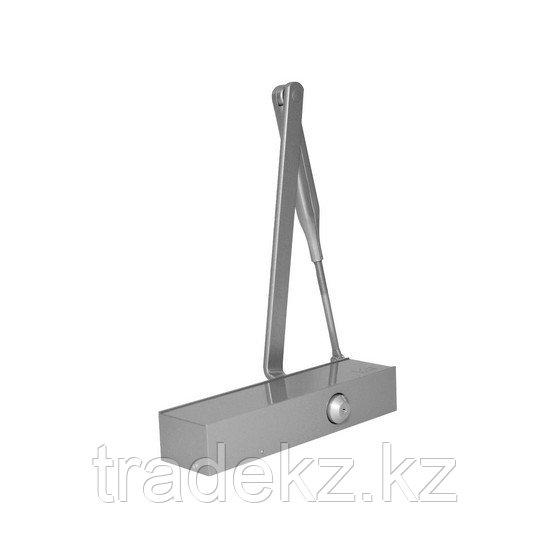 Доводчик дверной DORMA TS Profil EN2/3/4/5 BC, серебристый