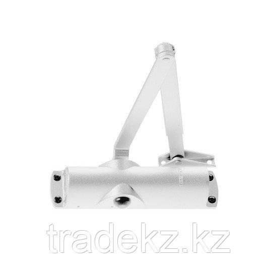 Доводчик дверной Geze TS 1000 C EN 2/3, белый