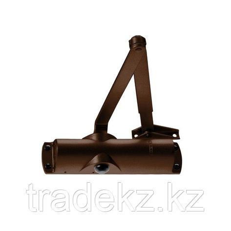 Доводчик дверной Geze TS 1000 C EN 2/3, темно-коричневый, фото 2