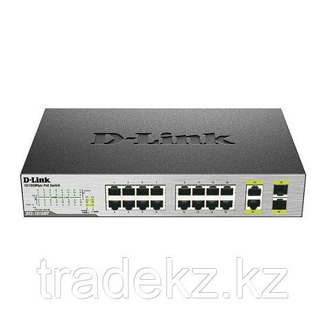 Коммутатор D-Link DES-1018MP, фото 2