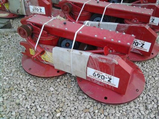 Косилка роторная навесная захват 1.85м Польша WIRAX, фото 2