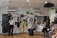 3 августа Leica Geosystems и HEXAGON провели несколько демонстраций своих последних решений в Swiss Pavilion.