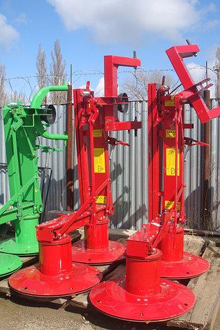 Роторная косилка Wirax производство Польша 1.85м, фото 2