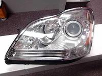 Фары на Мерседес GL X164 2007-2012