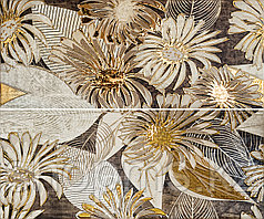 Керамическая плитка GRACIA Foresta brown panno 01 (600*500)