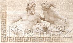 Керамическая плитка GRACIA Itaka beige panno 04 (600*1000) /к-т 4 плитки