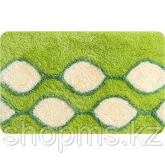 Коврик IDDIS 402A580i12 Curved Lines (Green) 50*80 РАСПРОДАЖА   !!!