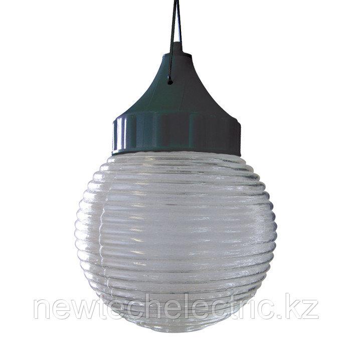 """Светильник """"Кольца"""" НСП 03-60-001 IP53 корпус пластик черный 1005550240"""