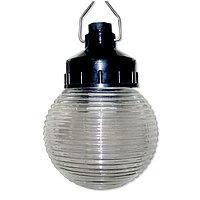 """Светильник """"Кольца"""" НСП 03-60-001 IP53 корпус карболит черный 1005550114"""