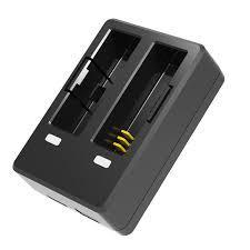SJCAM® Зарядное устройство на 2 аккумулятора для SJ7 STAR (ОРИГИНАЛ)