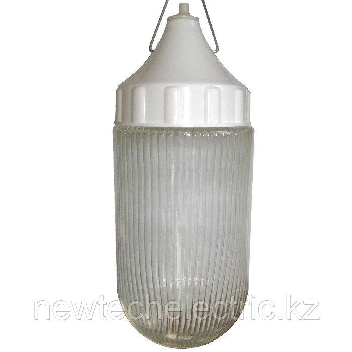 """Светильник """"Конус"""" НСП 03-60-002 IP53 корпус пластик белый 1005550257"""
