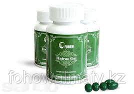 Кальций хелатный фохоу fohow жидкий  растительный биодоступный  + D3, фото 2