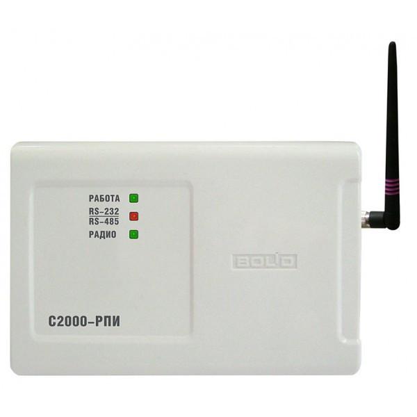 С2000-РПИ - Радиоповторитель интерфейса