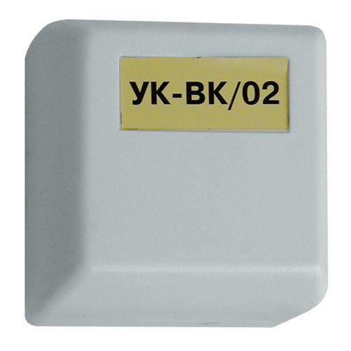 УК-ВК/02 - Устройство коммутационное (Релейный усилитель на 2 канала)