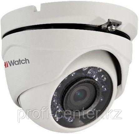 DS-T203 Камера купольна 2Мп, f2.8мм / 103.0° ИК до 20м  -40°C...+60°C