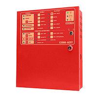 C2000-АСПТ - Прибор приемно-контрольный и управления автоматическими средствами пожаротушения и оповещателями, фото 1
