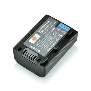 Аккумуляторы NP-FV50 Li-ion на Sony HDR-CX150E XR350E XR550E VG10E SX21E XS43E DCR-SX43E SR6 и др., фото 2