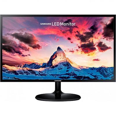 Монитор Samsung LS24F350FHIXCI