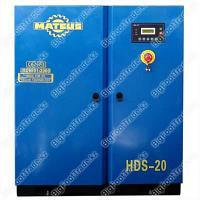 Компрессор винтовой 15 кВт, 2.6 м³/мин HDS-20