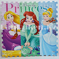 Детский коврик-пазл Dream Big Princess 9 элементов