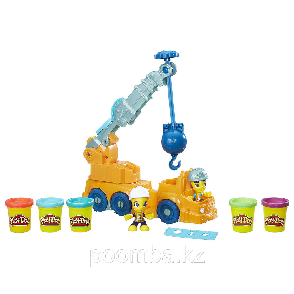 Play-Doh Town - Кран