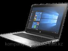 Z2W42EA HP Probook 650 G3 / UMA i3-7100U 650 G5 / 15.6 HD AG SVA / 4GB 1D DDR4 / 500GB 7200 / W10p64 / DVD+-RW